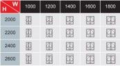 Cửa cách âm cửa nhựa uPVC cao cấp thông số kỹ thuật cửa đi 2 cánh mở nhựa lõi thép gia cường hiện đại Liên hệ: 0908.468.358 - 0918.468.358