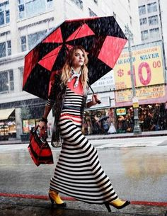 this is so me, this summer...striped maxi dresses - like, every day!!