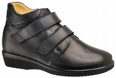 Ganter footwear style 204741. I'm not a fan of velcro but I don't always have a choice. EURO 198.