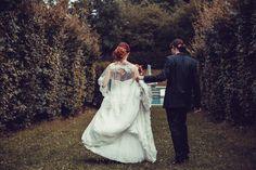 Mon petit couple chéri, devant la Fontaine du Château...