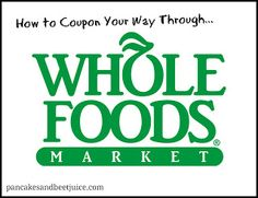 If you think you can't coupon like the best of them because you are a Whole Foods shopper, think again! Lots of tips for cutting down on grocery spending and maximizing on deals, even if you shop at health food stores.