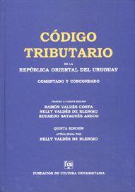 Código tributario de la República Oriental del Uruguay / Ramón Valdés Costas