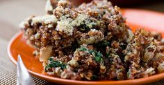 Baked Quinoa With Spinach and Cheese - The New York Times