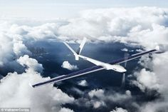 The Pentagon is calling for designs for 'vampire' drones that disappear in daylight. A sto...