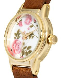 Image 3 ofRiver Island Floral Helen Watch