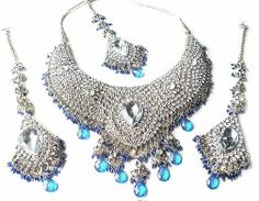 Diamond Bridal Jewelry Set NP-28