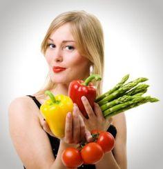Colourful veggies