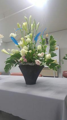 전례꽃-성모승천대축일 : 네이버 블로그 Flower Arrangement, Plants, Floral Arrangements, Flower Arrangements, Plant, Floral Arrangement, Planets