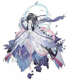 Read Fanart game: Miracle Nikki/Ngôi sao thời trang from the story [SƯU TẦM] Anime Art by Convalaria (Linh Lan) with 802 reads. Anime Chibi, Manga Anime, Fantasy Character Design, Character Concept, Character Inspiration, Character Art, Art Anime Fille, Anime Art Girl, Manga Art
