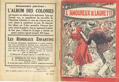 Georges Vallée - Claude Desvalliers, L'amoureux de Laurette, Ferenczi Le Petit Roman n°212, n° d'éd. absent, 27 janvier 1932. hebdo, 32 pages.