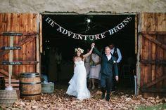 The Adventure Begins. | Rock N Roll Bride
