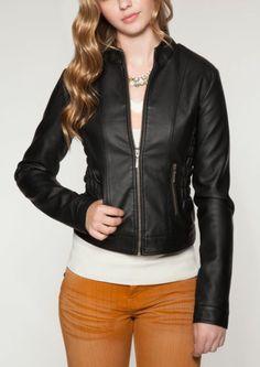 Classic Moto Jacket   Jackets & Vests   rue21