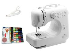 Michley Lil' Sew & Sew LSS-505 Combo Mini Sewing Machine, Electrical Scissors and 100-Piece Sewing Kit Michley,http://www.amazon.com/dp/B0049HAFFK/ref=cm_sw_r_pi_dp_HvzVsb0EDCSPT57C