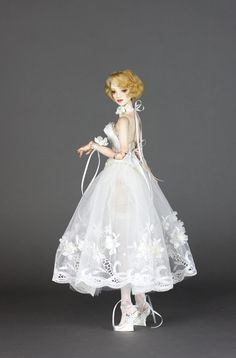 Ingenue Dolls by Natalya Lituta
