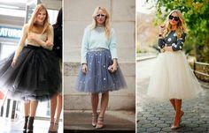 Персональный стилист Виктория Клименко: Юбка-пачка...или как почувствовать себя балериной