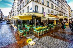 Rue Cler, Paris 7e