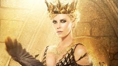 Charlize Theron Black Dress Queen Movie Wallpaper - HD Wallpapers - Free Wallpapers - Desktop Backgrounds