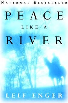 Peace Like a River by Leif Enger - Recommended by a friend, this book turned out to be beautiful and lyrical and amazing to read. Powerful literary fiction.