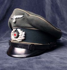 Heer Infantry OR/NCO peak visor cap