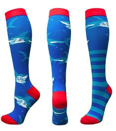 COLORADO Crazy Socks Soft Breathable Casual Socks For Sports Athletic Running