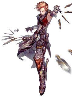 Guild Wars 2 Artwork // By Unknown