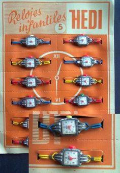 relojes que marcaron toda una infancia