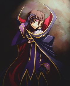 Code Geass: Lelouch Of The Rebellion, Lelouch and Zero, Without this mask, who I am now?