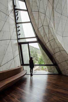 Templo Bahá'í / Hariri Pontarini Architects. Fotografía de Daniela Galdames