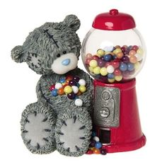Sweets For My Sweet Me to You Bear Figurine