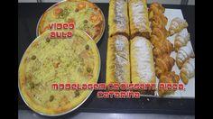 CROISSANT ,PIZZA FOLHADA E CATARINAS - DOCES E SALGADOS