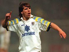 The man, the legend! Gianfranco Zola #legend