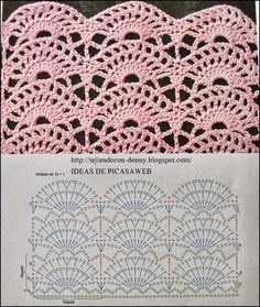 Веера11                    Awesome stitch, #free #crochet #pattern