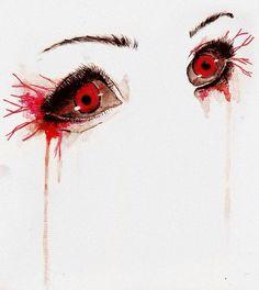 Tokyo Ghoul, Ghoul's eyes