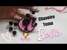 Chaveiro da Barbie