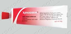 Xenaderm - stage 1 ulcers