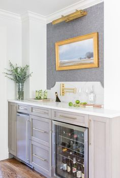 Take a peek at the talent behind the story… Interior Design: Britt Design Studio · Photography: Raquel Langworthy · Website Design: The Identité Collective Design Studio, House Design, Colonial, Built In Bar, Kitchenette, Bars For Home, Home Kitchens, Kitchen Pantries, Kitchen Dining