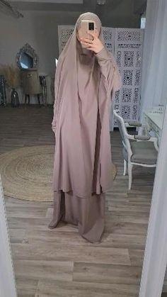 Modest Fashion Hijab, Indian Fashion Dresses, Abaya Fashion, Mode Outfits, Fashion Outfits, Moslem Fashion, Hijab Style Tutorial, Muslim Women Fashion, Muslim Dress