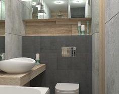 Aranżacje wnętrz - Łazienka: Sposób na małą łazienkę - Mała łazienka, styl skandynawski - LUDWEE Pracownia Architektury Wnętrz. Przeglądaj, dodawaj i zapisuj najlepsze zdjęcia, pomysły i inspiracje designerskie. W bazie mamy już prawie milion fotografii! Malaga, Toilet, House Design, Bathroom, Home, Newcastle, Bedroom Ideas, Full Bath, Washroom