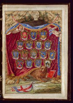 Nomi, cognomi e stemmi dei Signori di Collegio (Tribuni della Plebe e Massari delle Arti) dall'ultimo quadrimestre 1583 al primo quadrimestre del 1618