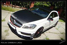 [Folia: Carbon Black] Folie samochodowe - Zmiana koloru auta | Warsfoll.com.pl