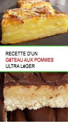Recette d'un Gâteau aux pommes ultra léger #Eau #Gateau #Pomme #Recette #Gateau #Leger #Ultra #Pommes Vanilla Cake, French Toast, Deserts, Food And Drink, Gluten, Pie, Cooking, Breakfast, Ethnic Recipes