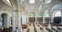 Paris; After 10 years, the first phase of the Richelieu Quadrangle renovation is complete. Finally, the former National Library of France reopens.
