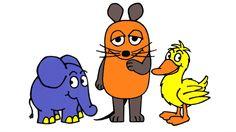 Mausspot - Maus und Elefant... - Die Sendung mit der Maus - ARD | Das Erste