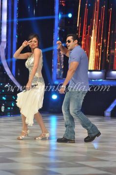 Salman, Madhuri & Karan Johar shake a leg on the sets of JDJ | PINKVILLA