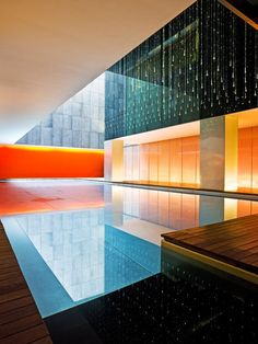 The Opposite House Hotel Beijing: The Pool   AWESOME!!  ;~