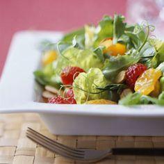 Mandarin Orange Salad....