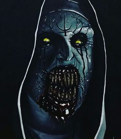 Mixxedmonster 💀 on Instagra Horror Movie Characters, Horror Films, Horror Art, Godzilla, Scary Wallpaper, Monster Squad, Evil Demons, Film Pictures, Halloween And More