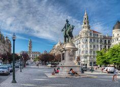 ... Liberdade Square by roman-gp