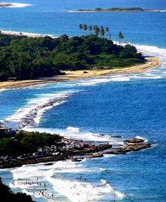 Bahía de Patanemo, Puerto Cabello, Venezuela EXCELENTE FUI CON UN GRUPO INCES SAN MARTIN DE ESTUDIANTES TURISMO