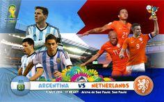 """Argentina vs Belanda """"Martins Indi Pastikan Messi Tak Berkutik"""" - Permainan apik penyerang Timnas Argentina, Lionel Messi pada Piala Dunia 2014 ini benar-benar dicermati bek Timnas Belanda, Bruno Martins Indi jelang laga semifinal di Arena Corinthians, Sao Paulo, Rabu 09 Juli 2014."""